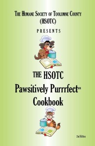 HSOTC Pawsitively Purrrfect Cookbook